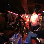 Bus til party med fest